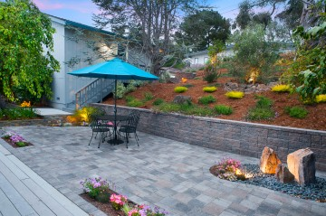 Hardscape Design in Monterey