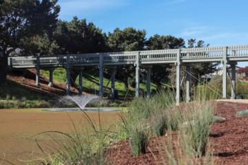 De Anza Park, Residential Community Park in Santa Cruz, CA