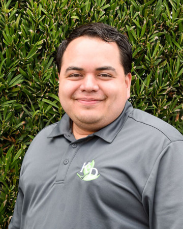 Fernando Duran, Human Resources Manager